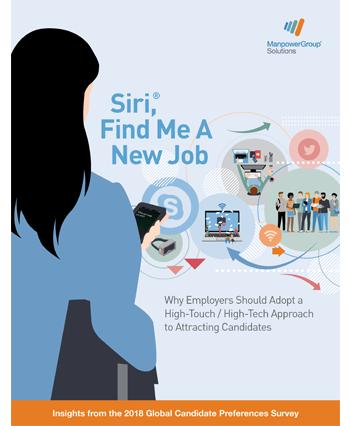 Mitä tiedämme työnhakijoiden teknologiamieltymyksistä? - Manpower