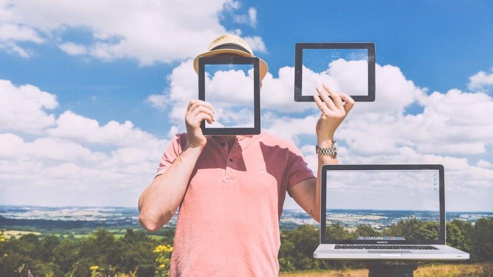 Infograafi: Mikä teknologia tavoittaa nykypäivän työnhakijan?