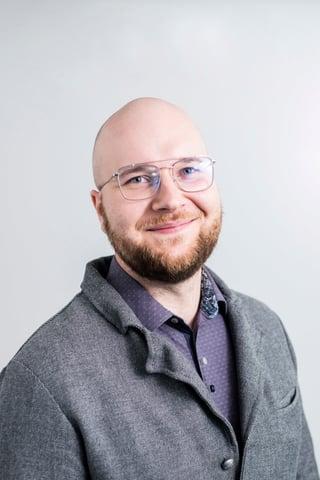Jussi-Petteri Asikainen I Research Consultant, Experis