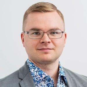 Joni Ervasti | Program Manager, Experis Academy