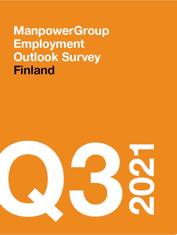 Työmarkkinabarometri 2021 Q3 | ManpowerGroup