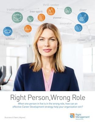 Oikea ihminen, väärä rooli? - Opi tunnistamaan yrityksesi osaamistarpeet ajoissa!