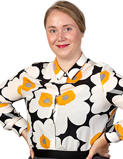Hanna Vuoria | Asianajaja, Asianajotoimisto Sivenius, Suvanto & Co Oy