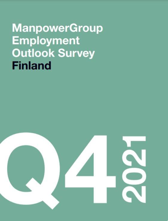 Työmarkkinabarometri 2021 Q4   ManpowerGroup