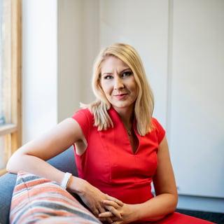 Mona Kukkonen | Delivery Manager, Experis