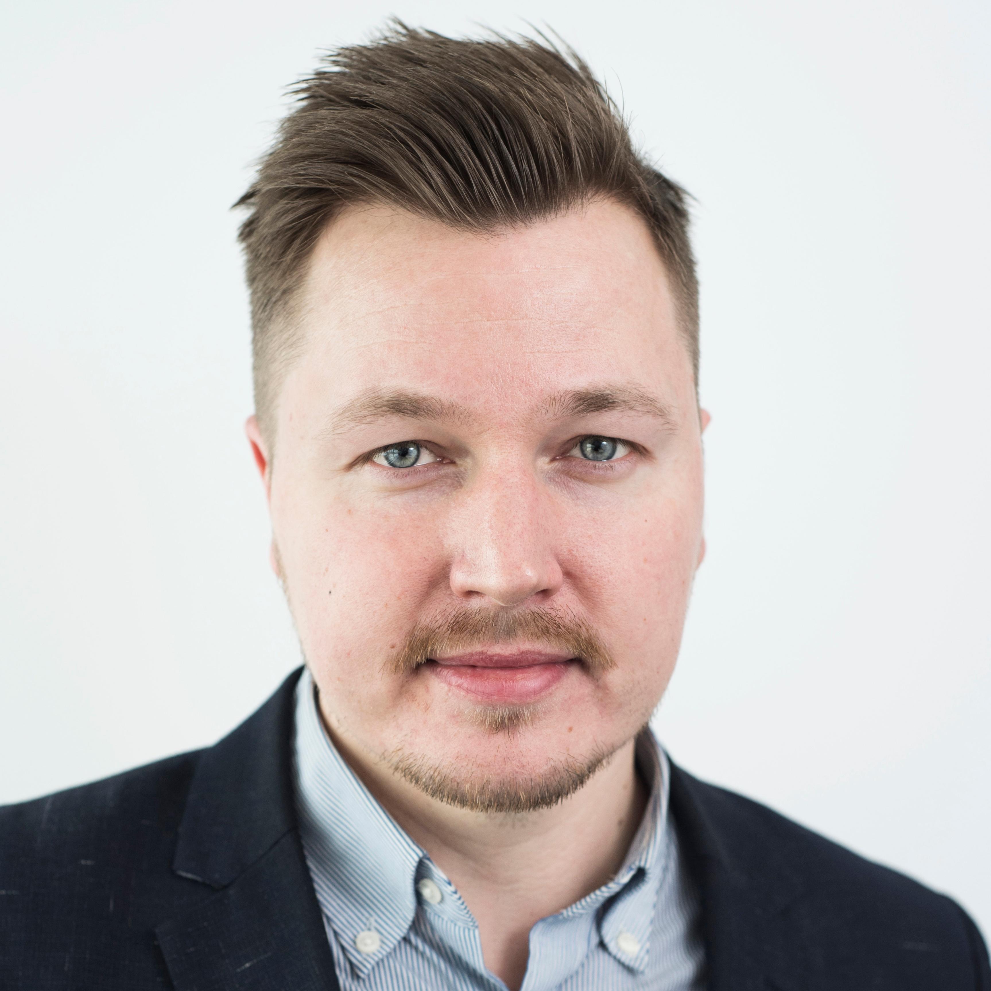 Toni Suokas | Key Account Manager